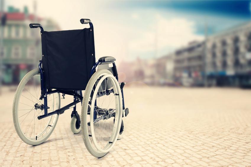 Rollstuhl Fotolia_65892493_S- magdal3na