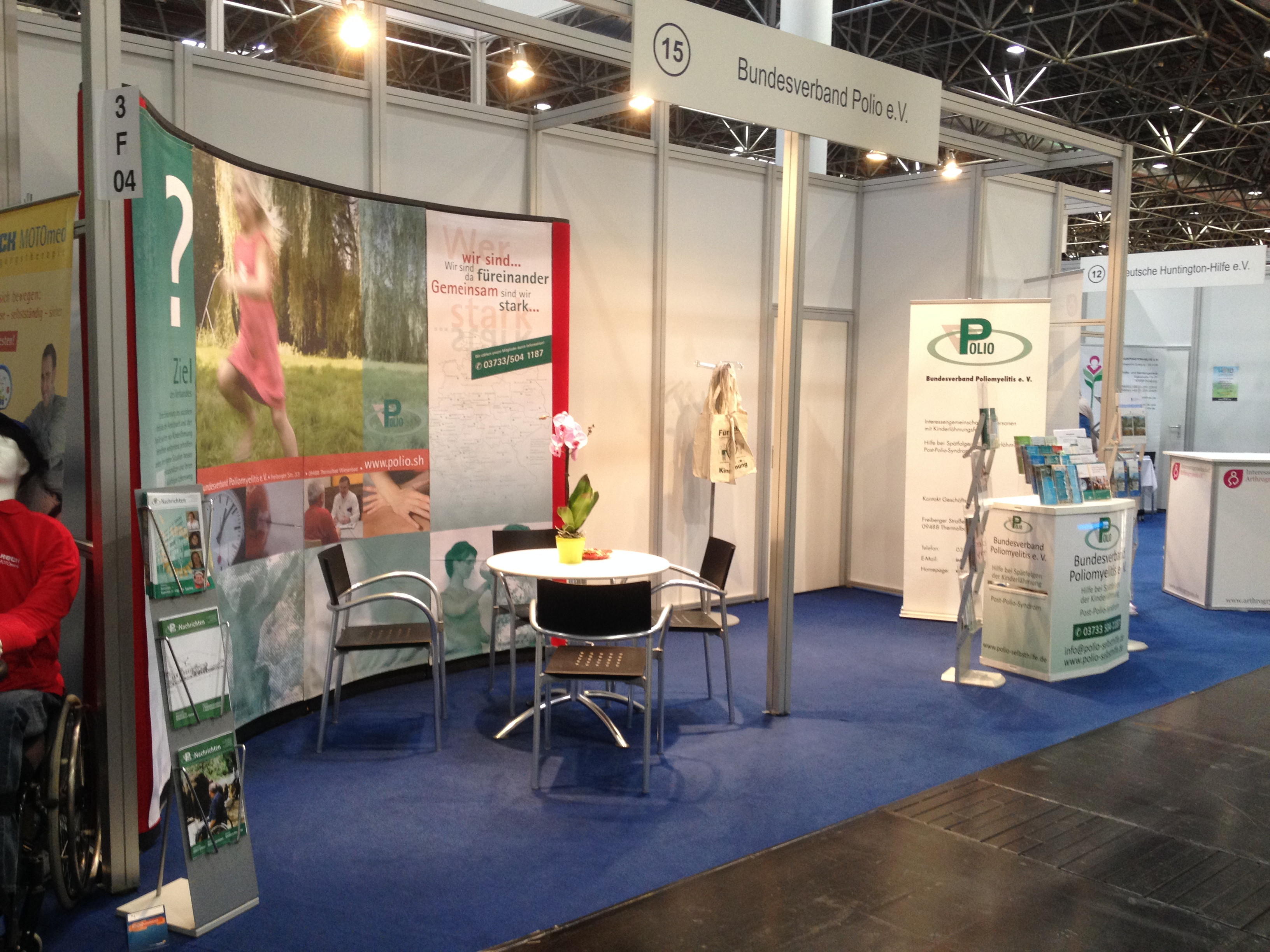 RehaCare 2014_Stand