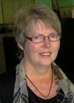 Sprecherin Gertrud Meister