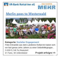 VR-Bank Rottal Inn eG