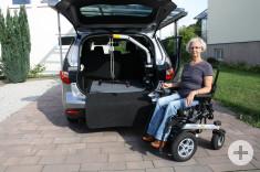 Rollstuhl B 500 s online